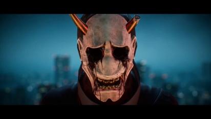 Ghostwire Tokyo - PlayStation Showcase 2021 Traileri