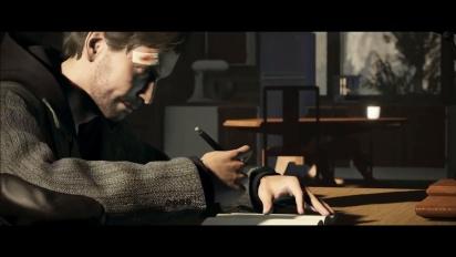 Alan Wake Remastered - paljastustraileri