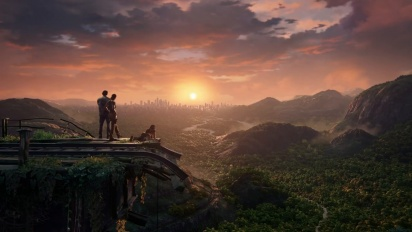 Uncharted: Legacy of Thieves Collection - paljastustraileri