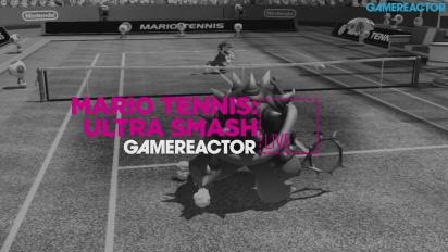 GR Live -uusinta: Mario Tennis Ultra Smash  - 24.11.2015