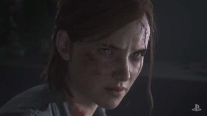 The Last of Us 2 -julkistustraileri