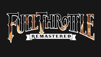 Full Throttle: Remastered - First Look Trailer