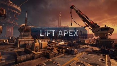 Gears of War 4 - virallinen lokakuun päivityksen traileri