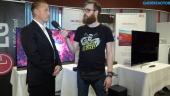 LG OLED - Jonas Markén haastattelussa