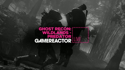 GR Liven uusinta: Ghost Recon: Wildlands - Predator