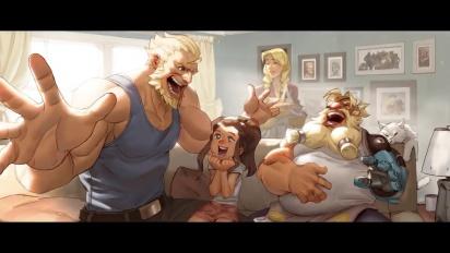 Overwatch - Brigitten tarina