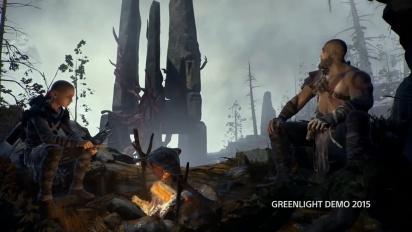 God of War - Prototype 2015 -materiaalia