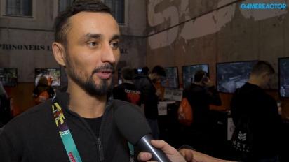 Scum - Andrej Levenski haastattelussa