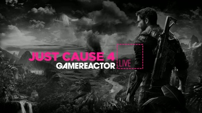 GR Liven uusinta: Just Cause 4