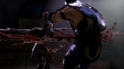 Mortal Kombat 11 - Kabalin julkistustraileri