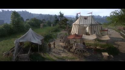 Kingdom Come: Deliverance - Band of Bastards -traileri
