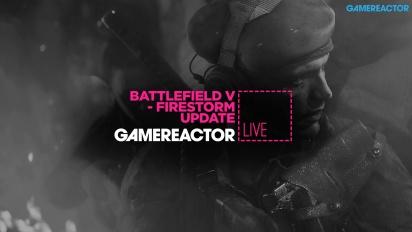 GR Liven uusinta: Battlefield V - Firestorm