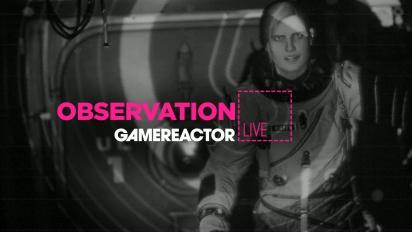 GR Liven uusinta: Observation