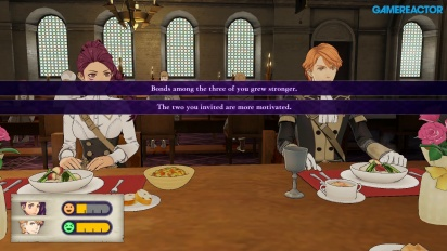 Fire Emblem: Three Houses - Fishing, Questing, Cooking -pelikuvaa
