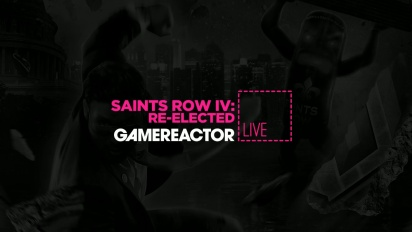 GR Liven uusinta: Saints Row IV: Re-Elected