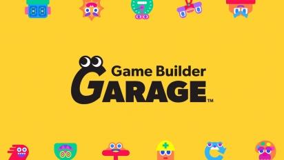 Game Builder Garage - julkistustraileri