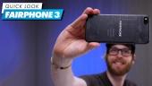 Nopea katsaus - Fairphone 3