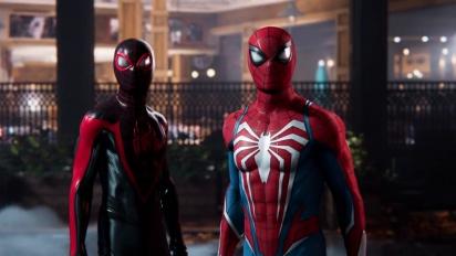 Marvel's Spider-Man 2 - paljastustraileri