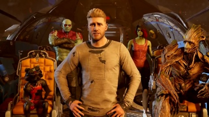 Marvel's Guardians of the Galaxy - tarinatraileri
