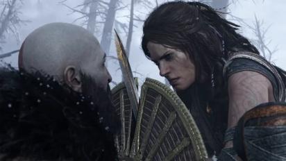God of War Ragnarok - PlayStation Showcase 2021 Traileri