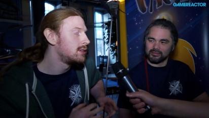 Fire - Da Wilkensin ja Frederik Bauerin haastattelu