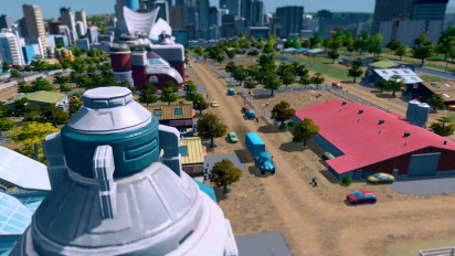 Cities Skylines - Release Date Reveal Trailer