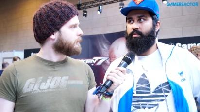 Tekken 7 - Pohjoismaiden turnauskiertuehaastattelu