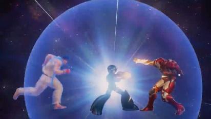 Marvel vs Capcom: Infinite - ensimmäinen pelikuvatraileri