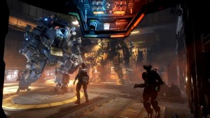 Titanfall 2 - The War Games -pelikuvatraileri