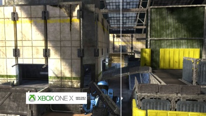 Halo 3, The Pit - grafiikkavertailu: Xbox 360 vs. Xbox One X