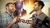 Grip - Chris Mallinson haastattelussa