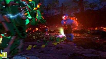 Lego DC Super-Villains - Darkseid-traileri