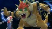 Super Smash Bros. Ultimate - Giga Bowser -pelikuvaa