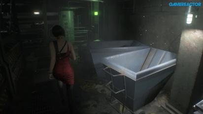 Resident Evil 2 - Ada Wong -pelikuvaa