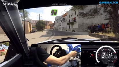 Dirt Rally 2.0 - Asphalt Gameplay with Shifter