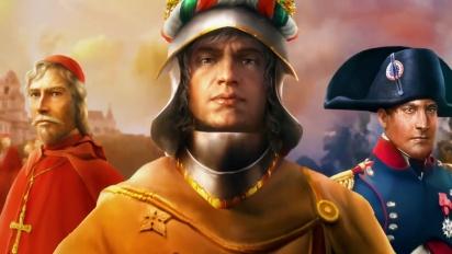 Europa Universalis IV: Emperor - julkaisutraileri
