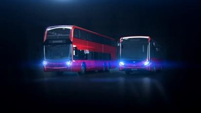 Bus Simulator 21 - pätkä (PS4)