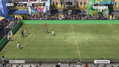 FIFA 21 Volta - Ensimmäiset 25 minuuttia