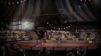 The Amazing American Circus - tarinatraileri