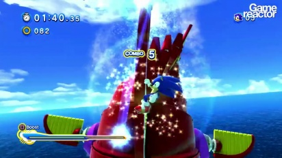 Sonic Generations - Gameplay #2