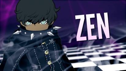 Persona Q - Zen Trailer