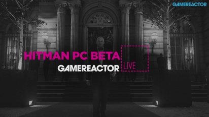 GR Live -uusinta: Hitman & Hitman PC Beta - 19.02.2016
