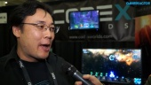 Infinium Strike - Dexter Chow'n haastattelussa