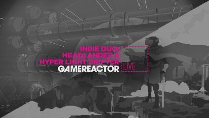 GR Live -uusinta: Headlander & Hyper Light Drifter