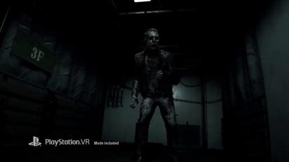 Resident Evil 7 - PSX-traileri