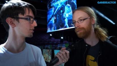 Minecraft - haastattelussa Jens Bergensten