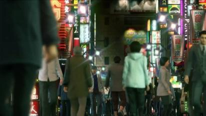 Yakuza Kiwami 2 - japanilainen julkistustraileri