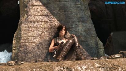 Rise of the Tomb Raider - Xbox One X High Frame-Rate -pelikuvaa