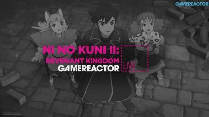 Ni no Kuni II: Revenant Kingdom - julkaisua edeltävä suoratoistolähetys
