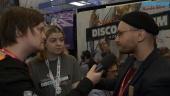 Disco Elysium - Alekander Rostov & Dani Woodford haastattelussa